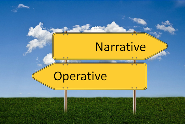 narrative-and-operative